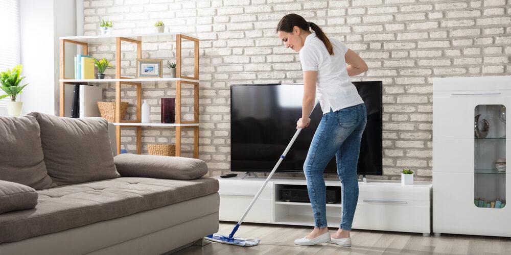 Údržba podle typu podlahy
